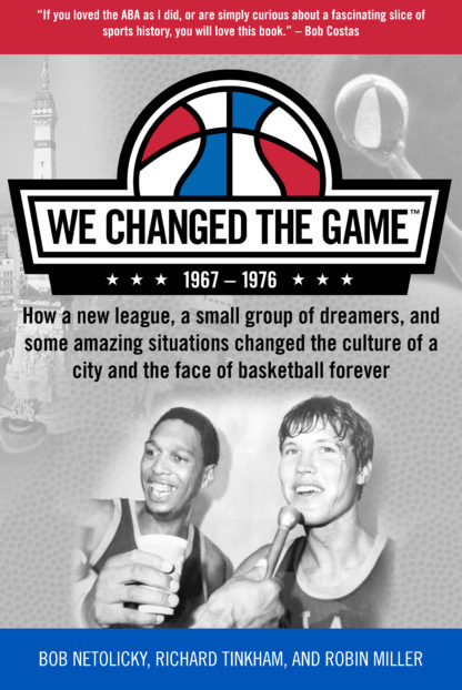 We Changed the Game (Hardcover)